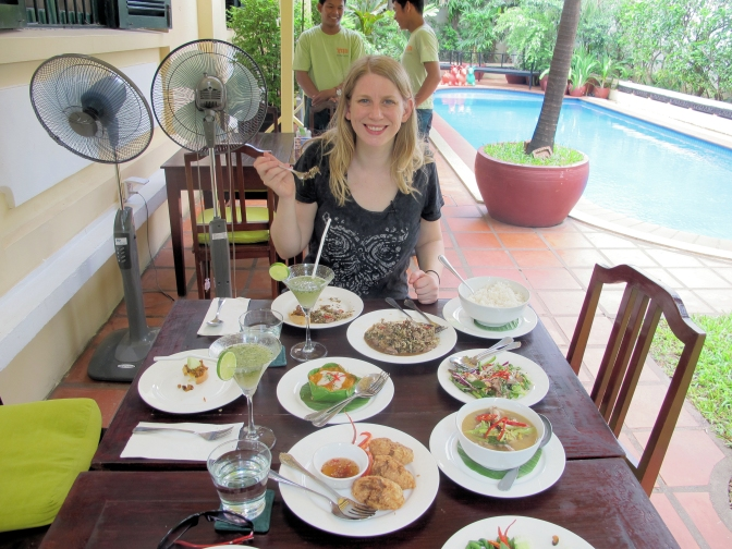 New foods: Cambodia's ant dishes