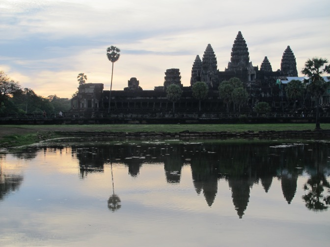A quick guide for visiting Angkor Wat